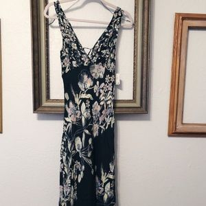 "Free People Dresses - Free People ""Never Too Late"" Maxi Dress"
